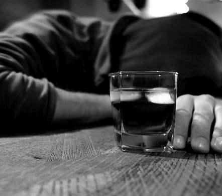 La declaración al marido que bebe